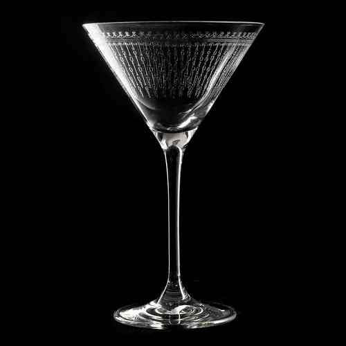 1910 Martini Glass 21cl