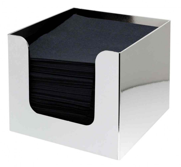 Napkin Holder Chrome Plated