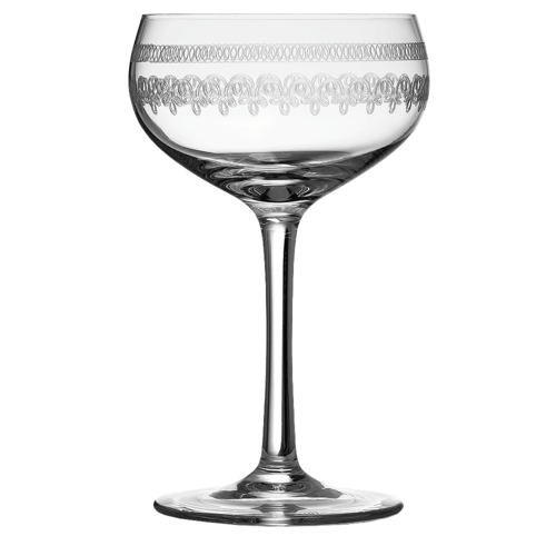 Retro Coupe Glas 1910 21cl