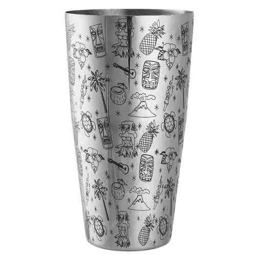 Tiki Boston Shaker Tin 85cl